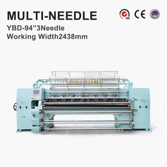 Long Arm Computer High Speed Quilting Embroidery Machine