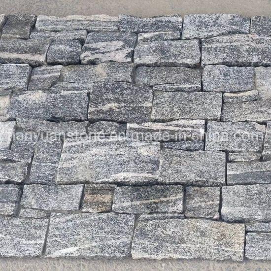 Beige Slate Culture Stone Wall Cladding