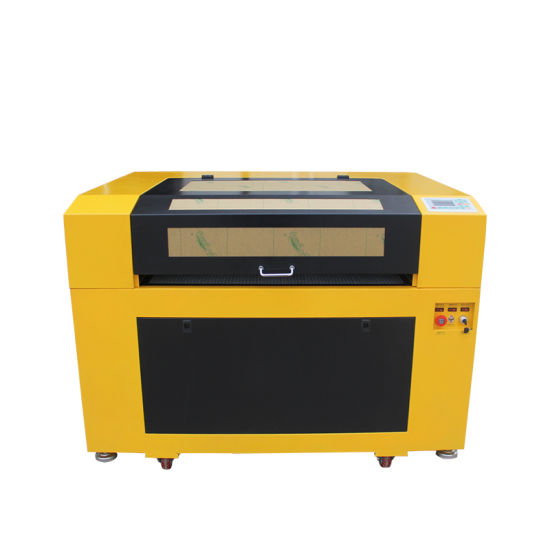 Gy 6090 Seal Stamp Laser Engraver Machine Laser Cutting for Card Paper Plywood Acrylic