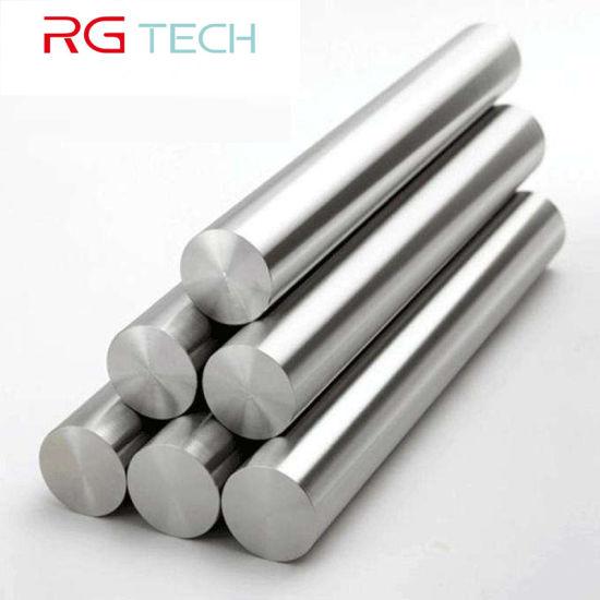 Gr1 Gr2 Gr5 Ti6al7nb Titanium Bar for Medical