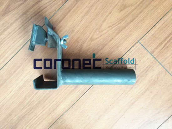Certified Building Material Construction Ringlock Scaffolding H20 Beam Universal Joint Coupler