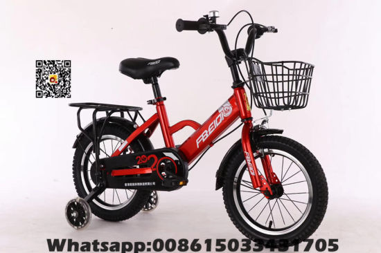 Latest New Design Kids Bike Fashion Cool Baby Children Bicycle pictures & photos