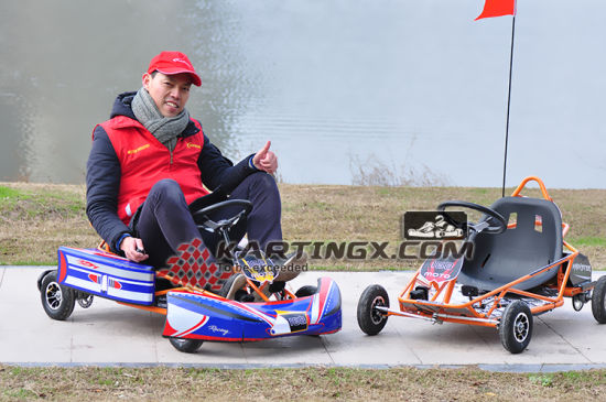 Electric Racing Go Kart for Sale pictures & photos