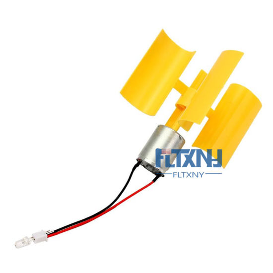 China High Quality 1pcs 3v 5v Smallmotor Vertical Micro Wind