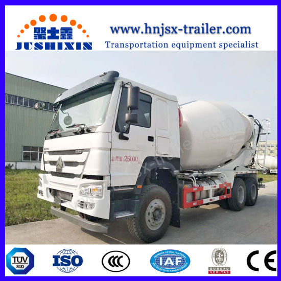 Customizable Brand HOWO/Shacman/Beiben/Dongfeng Concrete Mixer/Mixing Machine/Equipment pictures & photos