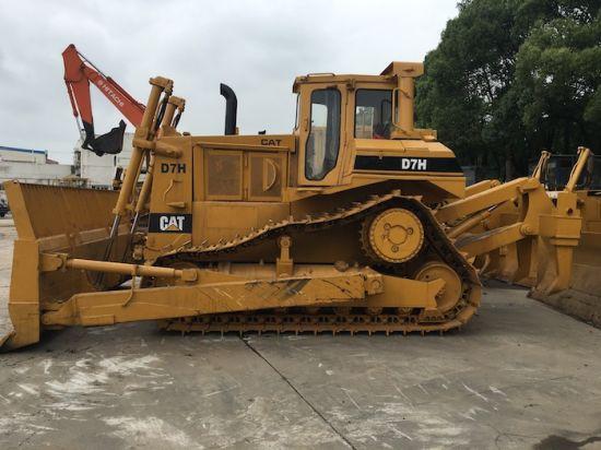 Used Cat D7h Bulldozer /Caterpillar D3c D4c D5h D5m D5K D6d Crawler