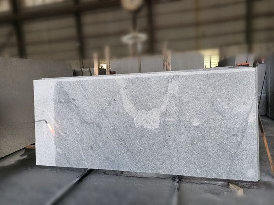 China Landscape Flamed Gray Granite Stone for Slab/Tile/Countertop/Flooring/Monument/Paving Brick