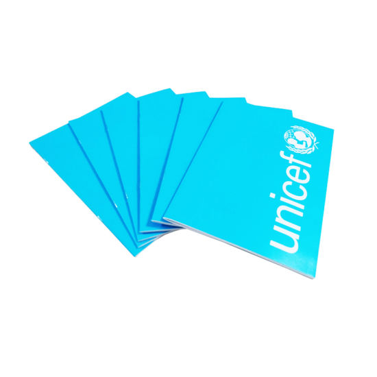 Factory Supplier Unicef Education 48 Pages Exercise Book