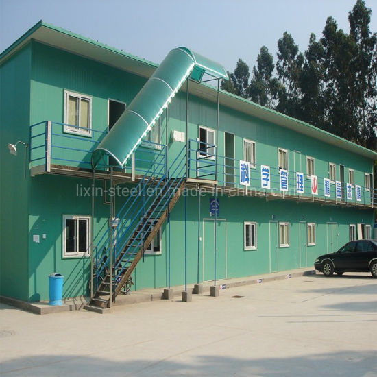 Good Look Prefabricated Building Labor Camp Steel Structure Prefab House