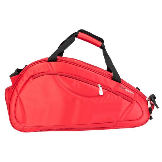 Unisex Pallet Outdoor Sport Red Ball Gym Bag SH-061401
