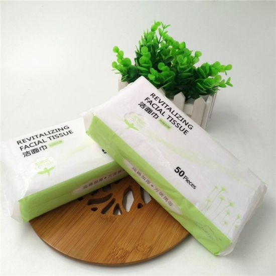 Revitalizing Facial Tissue with Non-Woven Material pictures & photos