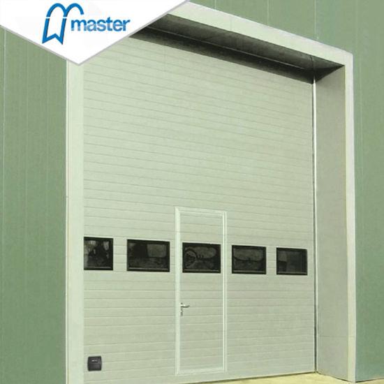 Manufactory Wholesale Industrial Sandwich Panel Sliding Door Low Price