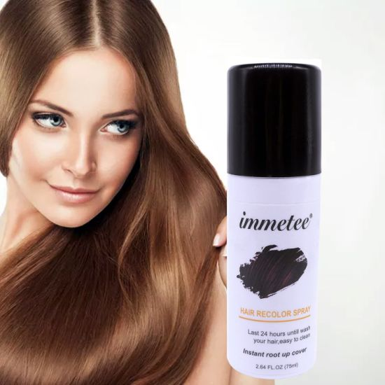China Instantly Colorful Temporary Hair Color Dye Spray Hair Color For Party China Hair Color Spray And Temporary Hair Dye Price