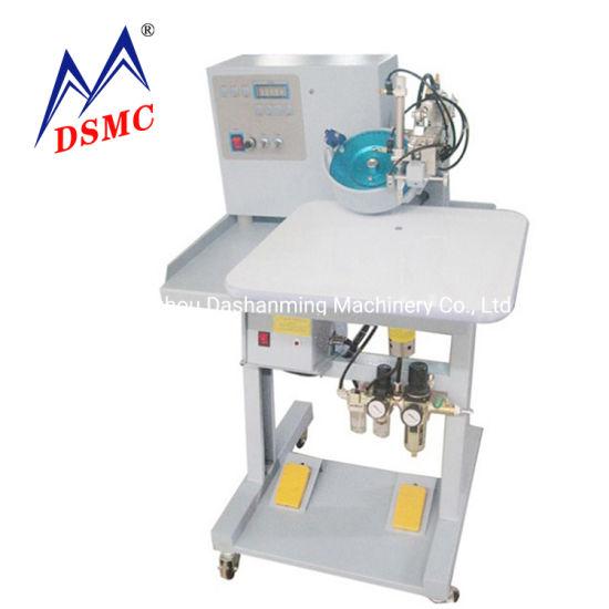 Ultrasonic Crystal Fix Setting Machine