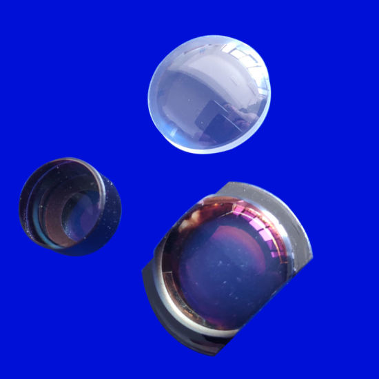 Telephoto Lens Coated Optical Achromatic Doublet Lens for Camera