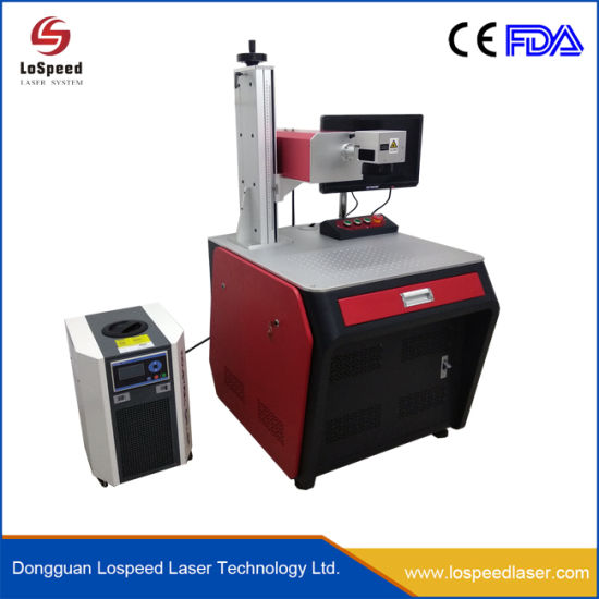 Lospeedlaser UV Laser Marking Machine for HS Code
