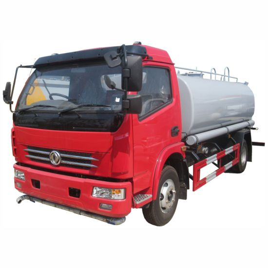 Good Quality Dongfeng Dlk Fuel Truck 6000liters for Sale