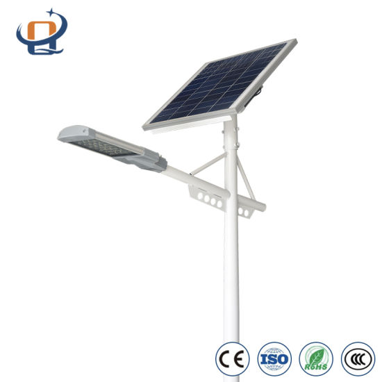 Green Power Solar LED Street Light IP65 Outdoor Street Lights pictures & photos