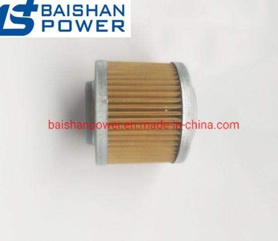 China Doosan 65 12503 5019 Fuel Filter Element Dp180 Series