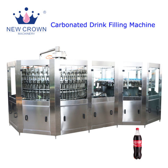 500ml Pet Bottle Aseptic Hot Juice Beverage Energy Drinks Soda Sparkling Water CSD Carbonated Soft Drink Bottling Filler Filling Plant Packing Machine
