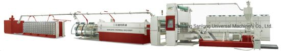 High Speed Flat Film Tape Extruder Sj-Plg Series pictures & photos