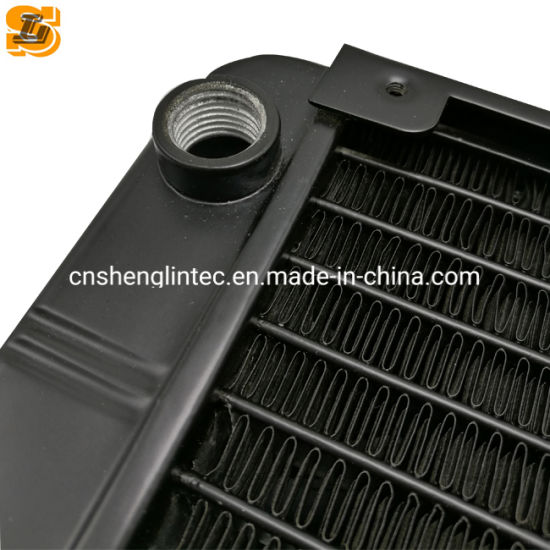 CPU Cooler Fan Radiator 360mm Aluminum Heatsink