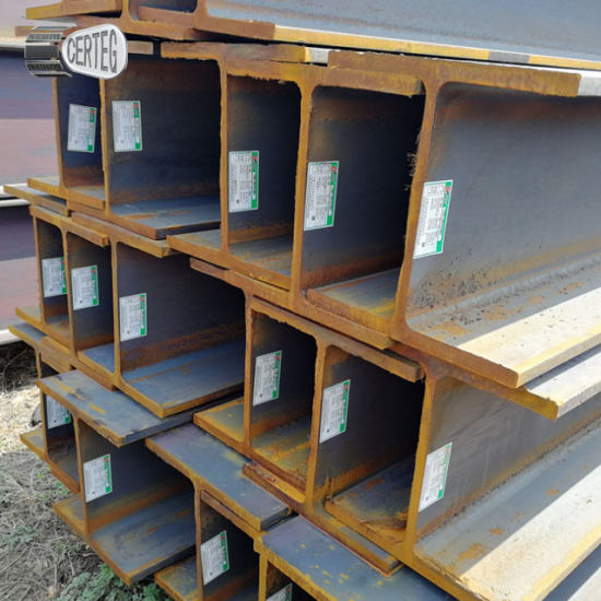 Wholesale SS400/A36/S355 Building Material H Beam H Section 300X300