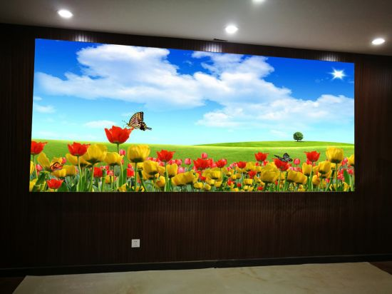 Indoor P1.923 High Refresh Rate LED Display Board