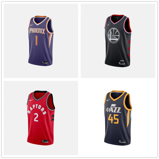 2019 N-B-a Kawhi Leonard Toronto Raptors Basketball Jersey