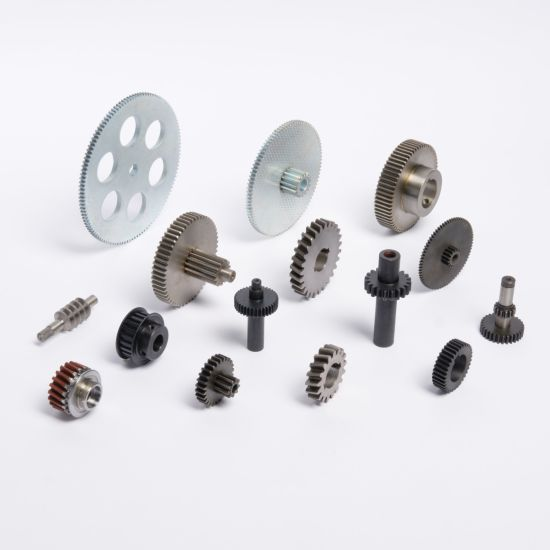 Customized High Precision CNC Planetary Gear Rack Gear Pinion Gear with Factory Price