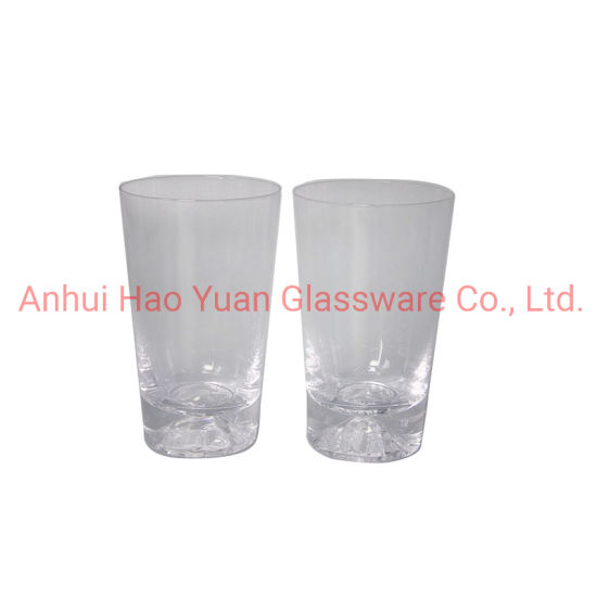 Double Glass Reusable Coffee Cup Drinking Beer Glass