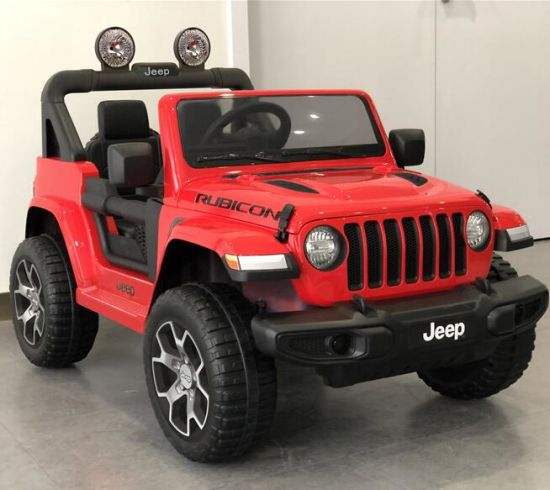 Jeep Wrangler Rubicon Licensed Ride on Car Electric Kids Car Toy pictures & photos