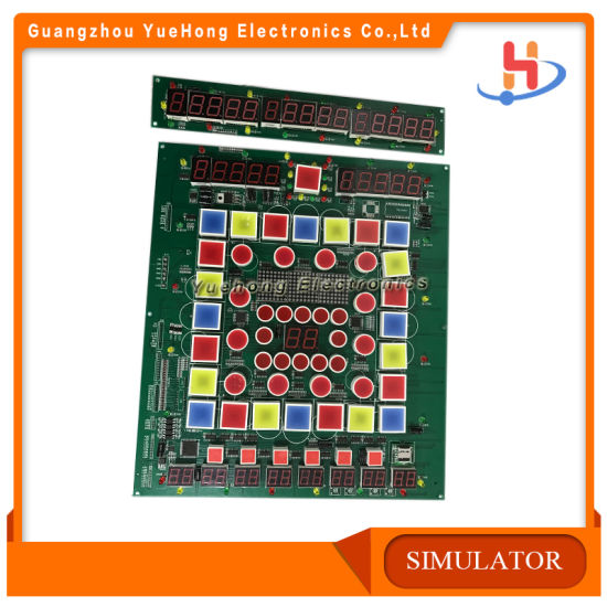 Mario Happy Fruit Game Board PCB King Fruit Game Board for Slot Machine