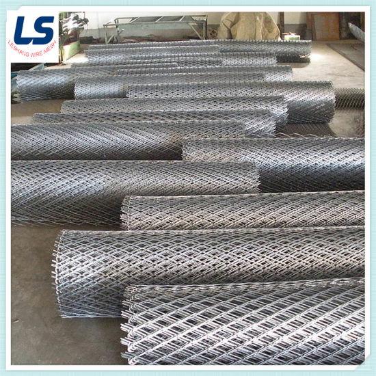 Aluminium Fine Flattened Expanded Mesh 300mm x 200mm model making