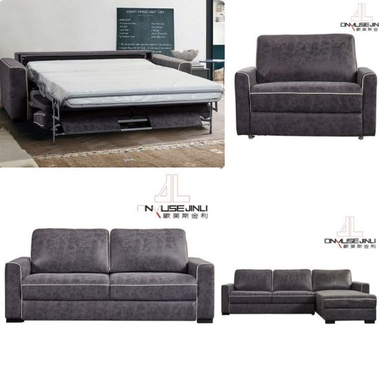 Modern Home Recliner Fold Out Sofa Bed