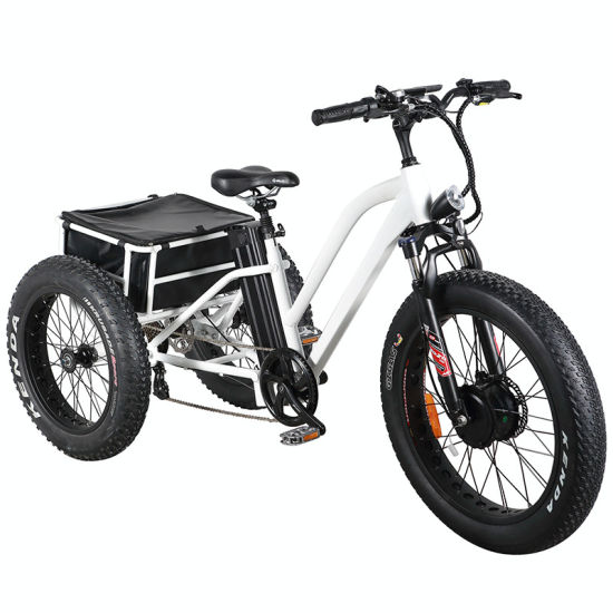 China Factory Best Price Three Wheel Electric Tricycle for Adults