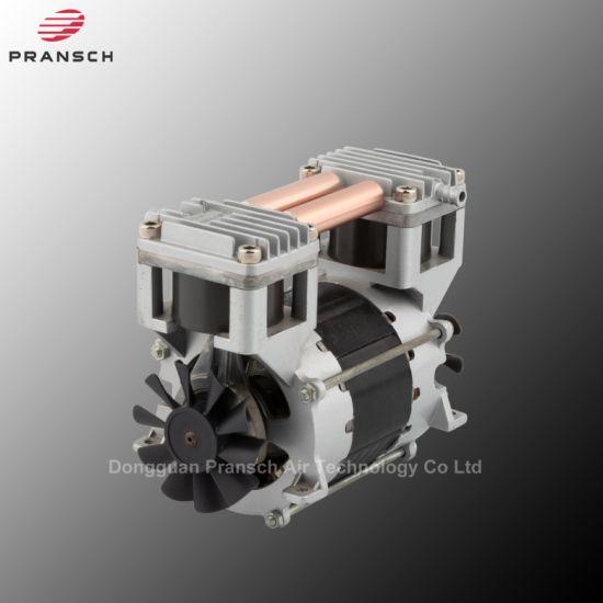 Silent Rocking Piston Dental Airbrush Milker Lab Oil Less Air Compressor