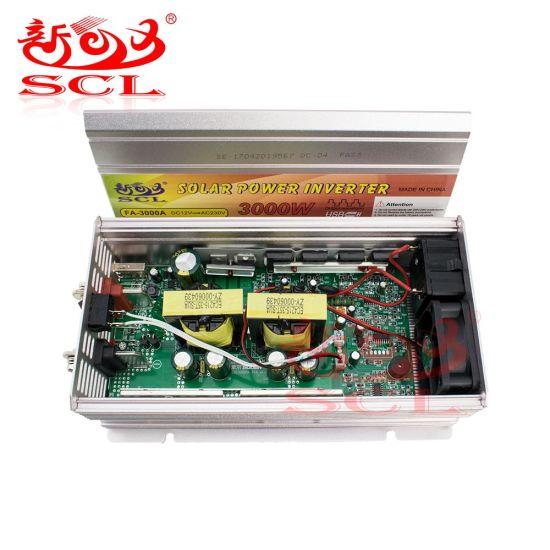 Sunchonglic 12V 220V Power Inverter 3000W off Gird Solar Power Inverter