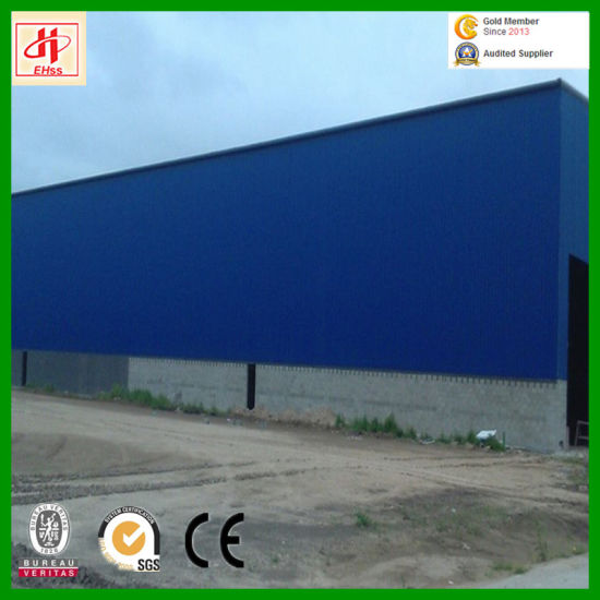 Low Cost Factory Workshop Steel Building Warehouse