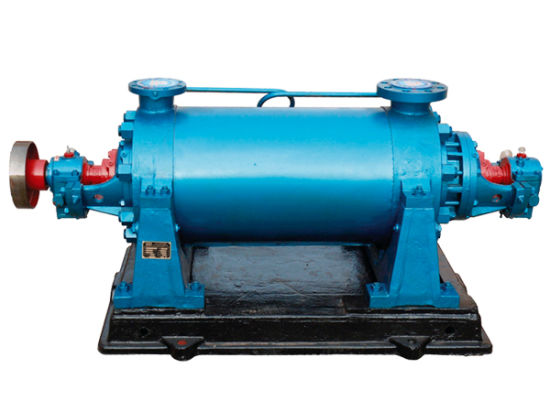 China Dg-Type Multi-Stage Boiler Water Pump and Sub-High Pressure ...