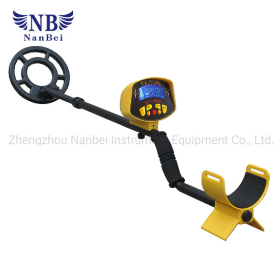 1.5m Underground Metal Detector with CE Confirmed pictures & photos