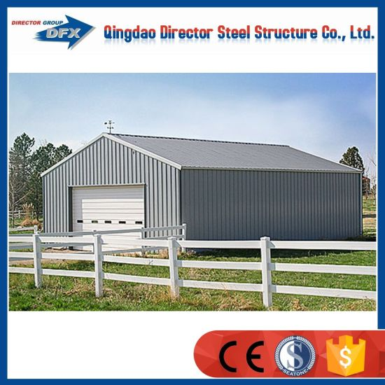 China Low Cost Portable Construction Steel Frame Soundproof Car ...