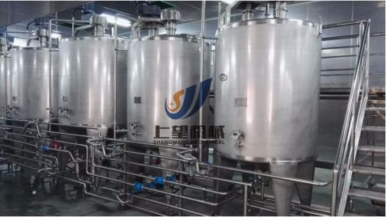 Uht Milk and Pasteurized Milk Production Line, Milk Processing Machines pictures & photos