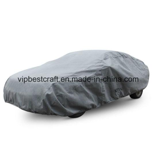 Semi Custom Fit Sedan Cover with Cotton
