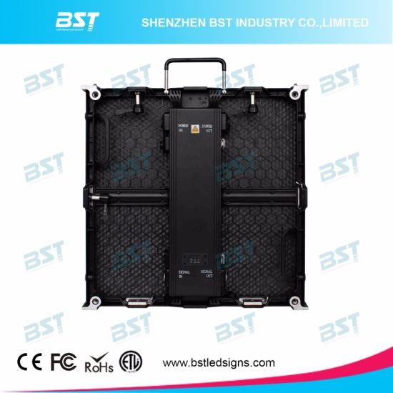 P4.81 SMD2727 Rental LED Video Wall for Show