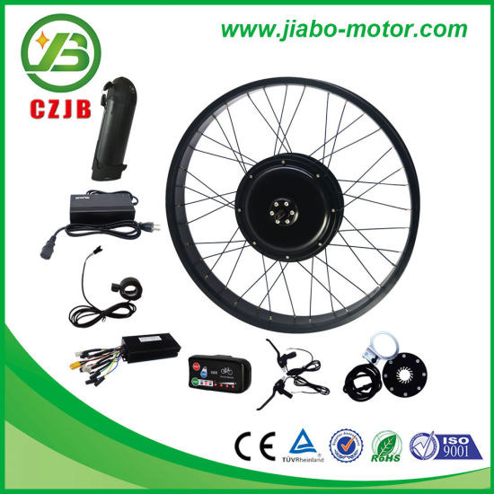Jb-205/55 60V 2000W Electric Bike Motor Conversion Kit with Battery pictures & photos