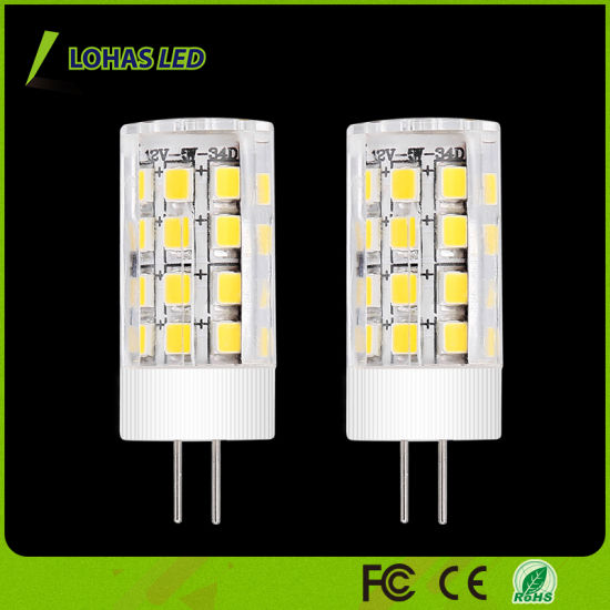 12V 110-240V 1W 2W 3W 5W Mini LED Corn Bulb G4 LED Light Bulb pictures & photos