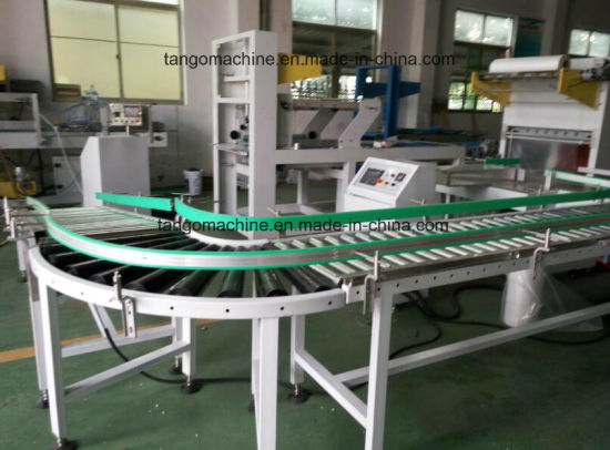 Carton PE Film Shrink Wrapping Packing Machine pictures & photos