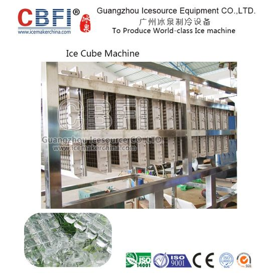 Commercial 2 Tons Cube Ice Machine pictures & photos