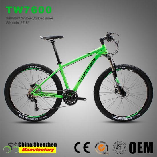 27.5er M4000 27speed Hydraulic Brake Oil Suspension Aluminum Mountain Bicycle